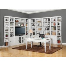 Boca 7 Piece Desk Office Suite
