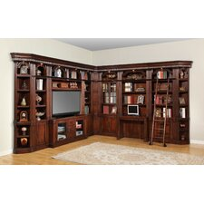 "Wellington 94.63"" Standard Bookcase"