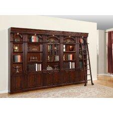 """Wellington 94.63"""" Oversized Set Bookcase"""