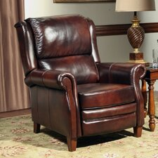 Camelot Leather Recliner