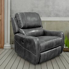 August Lay Flat Power Recliner