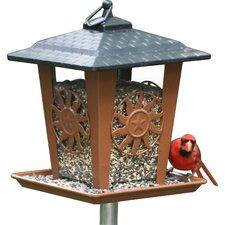 Sun & Star Lantern Decorative Bird Feeder