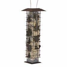Squirrel Be Gone Caged Bird Feeder (Set of 2)