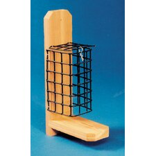 Bushy Tail Bird Feeder for 16 oz. Cake