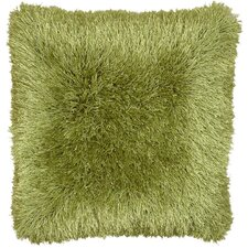 Accent Shag Throw Pillow