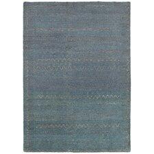 Oushak Blue Area Rug