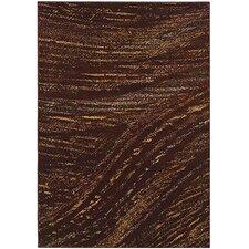 Adana Brown/Light Brown Area Rug