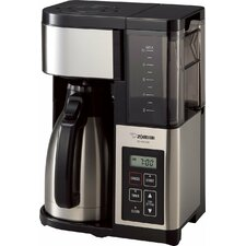 Gourmet Fresh Brew Plus Thermal Carafe 10 Cup Coffee Maker