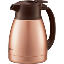 Stainless Steel Vaccum 4.25 Cup Coffee Carafe