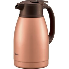 Stainless Steel Vaccum 6.38 Cup Coffee Carafe