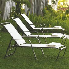 Vanese Four-Position Stacking Chaise Lounge