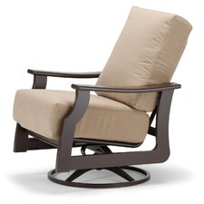 St. Catherine Swivel Rocking Chair with Cushions