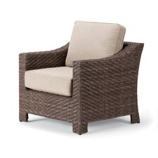 Lake Shore Deep Seating Arm Chair with Cushions (Set of 2)