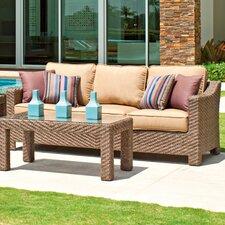 Lake Shore Deep Seating Sofa with Cushions