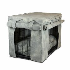 Cabana Pet Crate Cover with Pillow Dog Bed II