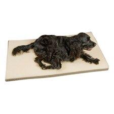Rectangular Crate Dog Mat