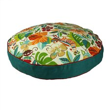 Pool and Patio Jungle Dog Bed