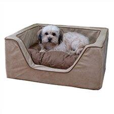 Luxury Square Nest Dog Bed