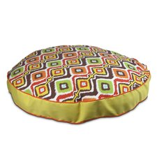 Pool and Patio Round Dog Pillow