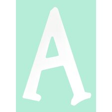 Capital Letters Hanging Initials