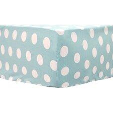 Pixie Baby Polka Dot Toddler Sheets