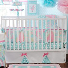 Pixie Baby 3 Piece Crib Bedding Set