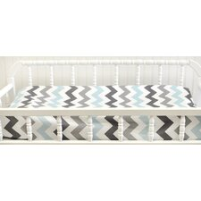Chevron Baby Changing Pad Cover