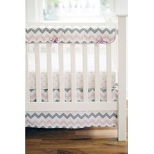 Chevron Baby Rail