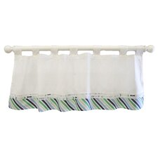 Follow Your Arrow Curtain Valance
