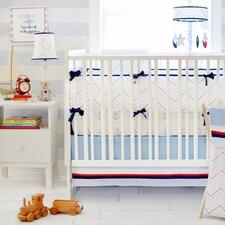 First Mate Crib Baby Bumper