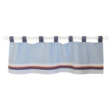 First Mate Curtain Valance