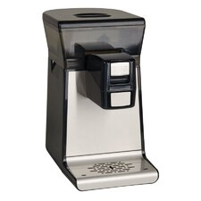 Commercially Rated Pour-Over Single-Serve K-Cup Compatible Coffee Maker