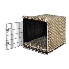 Luxury Dog Crate Cover II