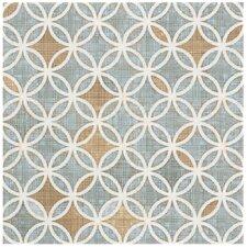 """Illica 7.75"""" x 7.75"""" Ceramic Field Tile in Full"""