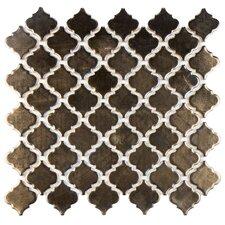 """Pharsalia 2"""" x 2.25"""" Porcelain Mosaic Tile in Gold"""