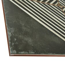 "Royalty 17.75"" x 17.75"" Ceramic Field Tile in Rombos"
