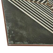 "Royalty 17.75"" x 17.75"" Ceramic Field Tile in Rombos"