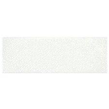 """Salvador 24"""" x 8"""" Ceramic Field Tile in White"""