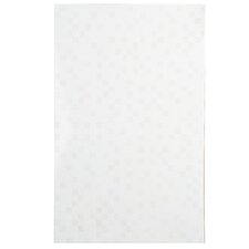 "Edoardo 10"" x 15.88"" Ceramic Field Tile in White"