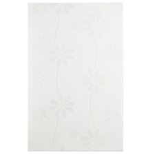 "Essentia 10"" x 15.88"" Ceramic Field Tile in Blanco"