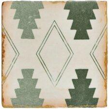 """Arquivo 4.88"""" x 4.88"""" Ceramic Field Tile in Argania"""