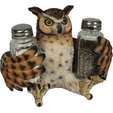 Owl Salt and Pepper Shaker