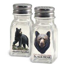 Bear Salt and Pepper Shaker