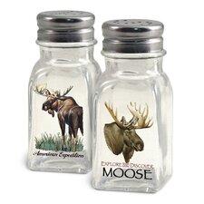 Moose Salt and Pepper Shaker