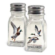 Mallard Salt and Pepper Shaker