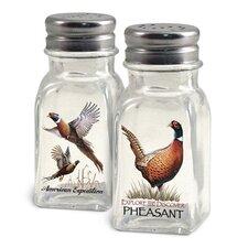 Pheasant Salt and Pepper Shaker