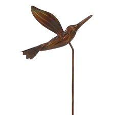 Hummingbird Garden Stake (Set of 4)