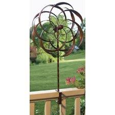 Flower Deck Design Pinwheel