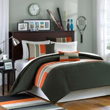 Pipeline Duvet Cover Set