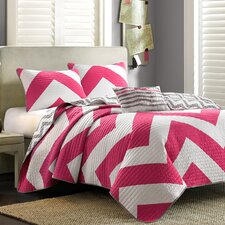 Libra Coverlet Set
